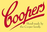 Coopers Brewery - Hand made by the Cooper Family