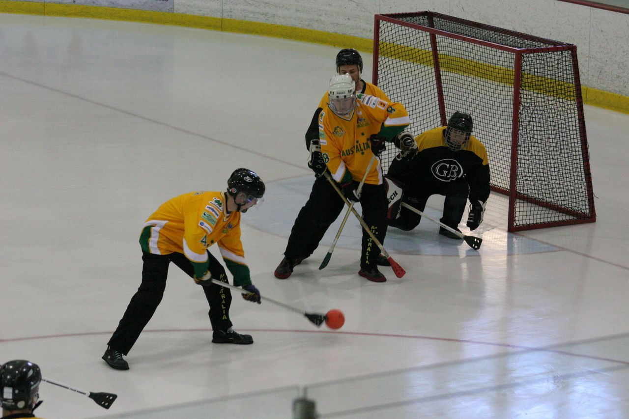 Broomball Association Of South Australia About